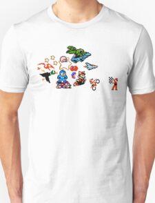 8-bit Race T-Shirt