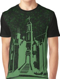 Haunted Mansion - East Coast Edition Graphic T-Shirt