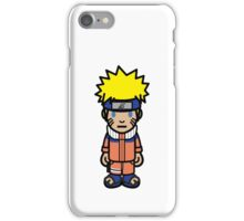 Ninetails Ninja from the Village Hidden in the Leaves iPhone Case/Skin