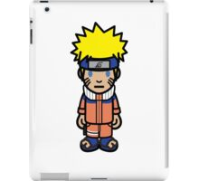Ninetails Ninja from the Village Hidden in the Leaves iPad Case/Skin