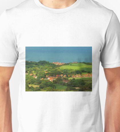 LAND AND SEA Unisex T-Shirt