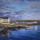 Port Charlotte, Islay - dawn by Terri Maddock
