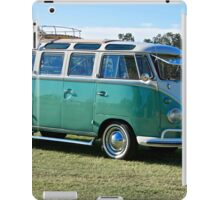 Volkswagon Bus 'Open Spaces, Unknown Places' iPad Case/Skin