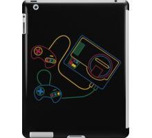 Sega Genesis Icon SFC Style Model 1 Ver. iPad Case/Skin