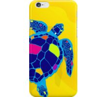 Paper Craft Sea Turtle iPhone Case/Skin
