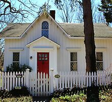 Little House on the Nissequogue by Gilda Axelrod