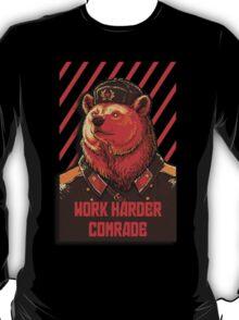Vote Soviet bear - russian bear meme T-Shirt