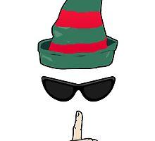 Undercover Elf by papabuju