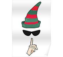 Undercover Elf Poster