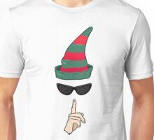 Undercover Elf Unisex T-Shirt