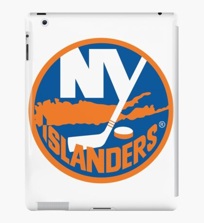 New York Islanders iPad Case/Skin