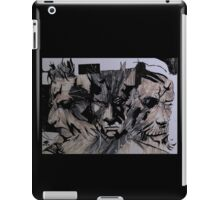 3 Faces  All Legends iPad Case/Skin
