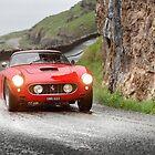 The Three Castles Welsh Trial 2014 - Ferrari 250 GT SWB by Three-Castles