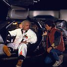 Doc and Marty by FlyNebula