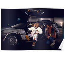 Doc and Marty Poster