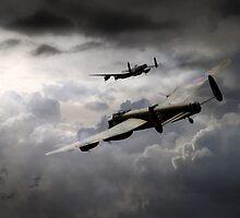 Lancaster Storm by J Biggadike