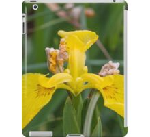 flower in the forest iPad Case/Skin