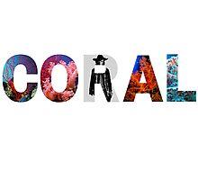 Coral Photographic Print