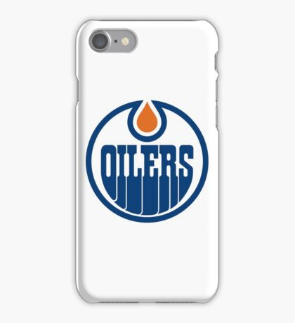 Edmonton Oilers iPhone Case/Skin