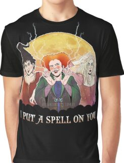 I Put A Spell On You Graphic T-Shirt