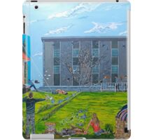Act against the contemporary ideal of possession iPad Case/Skin