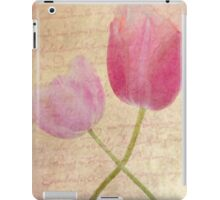 Tulip Twist iPad Case/Skin