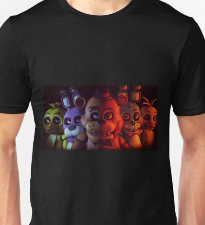 FNAF - FIVE NIGHTS AT FREDDY'S Unisex T-Shirt