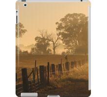 Misty Autumn iPad Case/Skin