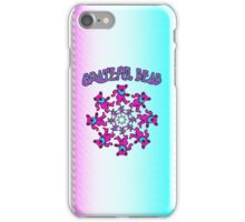 Grateful Dead swirl iPhone Case/Skin