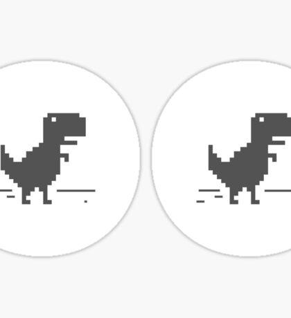 Offline Trex Sticker