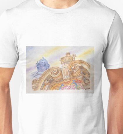Art Nouveau. Lisbon. Unisex T-Shirt