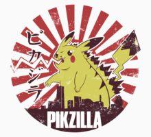 PikZilla! One Piece - Short Sleeve