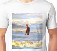Gormley in a Storm Unisex T-Shirt