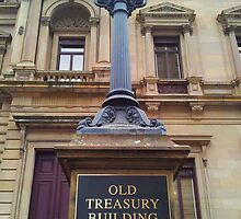 Old Treasury Building (Melbourne, Victoria, Australia) by jezkemp