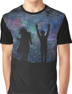 Nobody Can Drag Me Down (Harry and Louis) Graphic T-Shirt