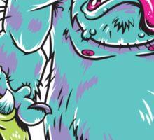 Monsters Fink Sticker