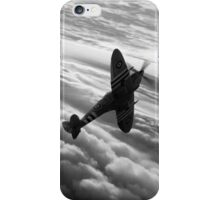 Fighter Sweep iPhone Case/Skin