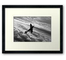 Fighter Sweep Framed Print