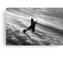 Fighter Sweep Canvas Print