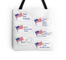 Ultimate Anti-Voting Pack 2 Tote Bag