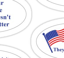 Ultimate Anti-Voting Pack  Sticker