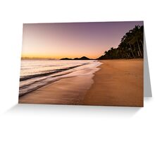 Clifton Beach #1 Greeting Card