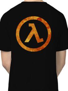 Lambda Symbol Classic T-Shirt