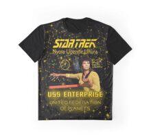 Star Trek Nyota Upende Uhura Graphic T-Shirt