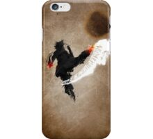 Get Bent :: Fire iPhone Case/Skin