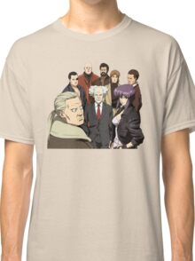 Section 9 Anime Manga Shirt Classic T-Shirt