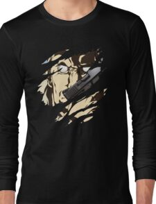 Batou Anime Manga Shirt Long Sleeve T-Shirt