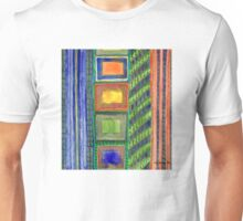 Fiery Places in a Tall Building Unisex T-Shirt