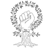 Feminist Tree Photographic Print
