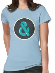 Balloon(persand) Womens Fitted T-Shirt